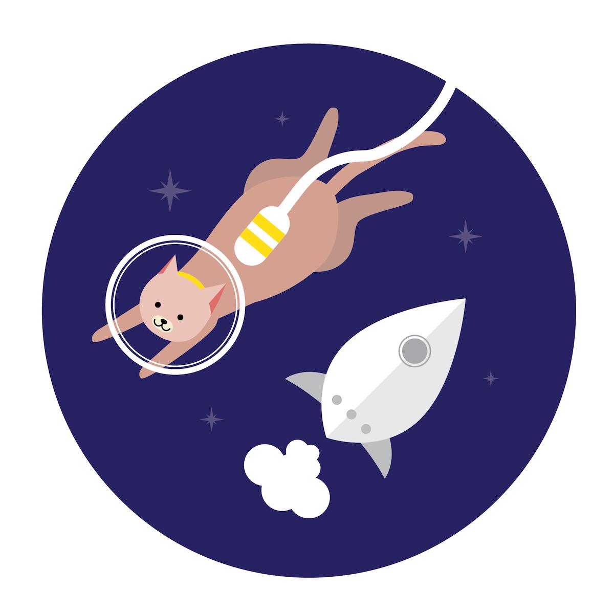 Take a trip to space #1