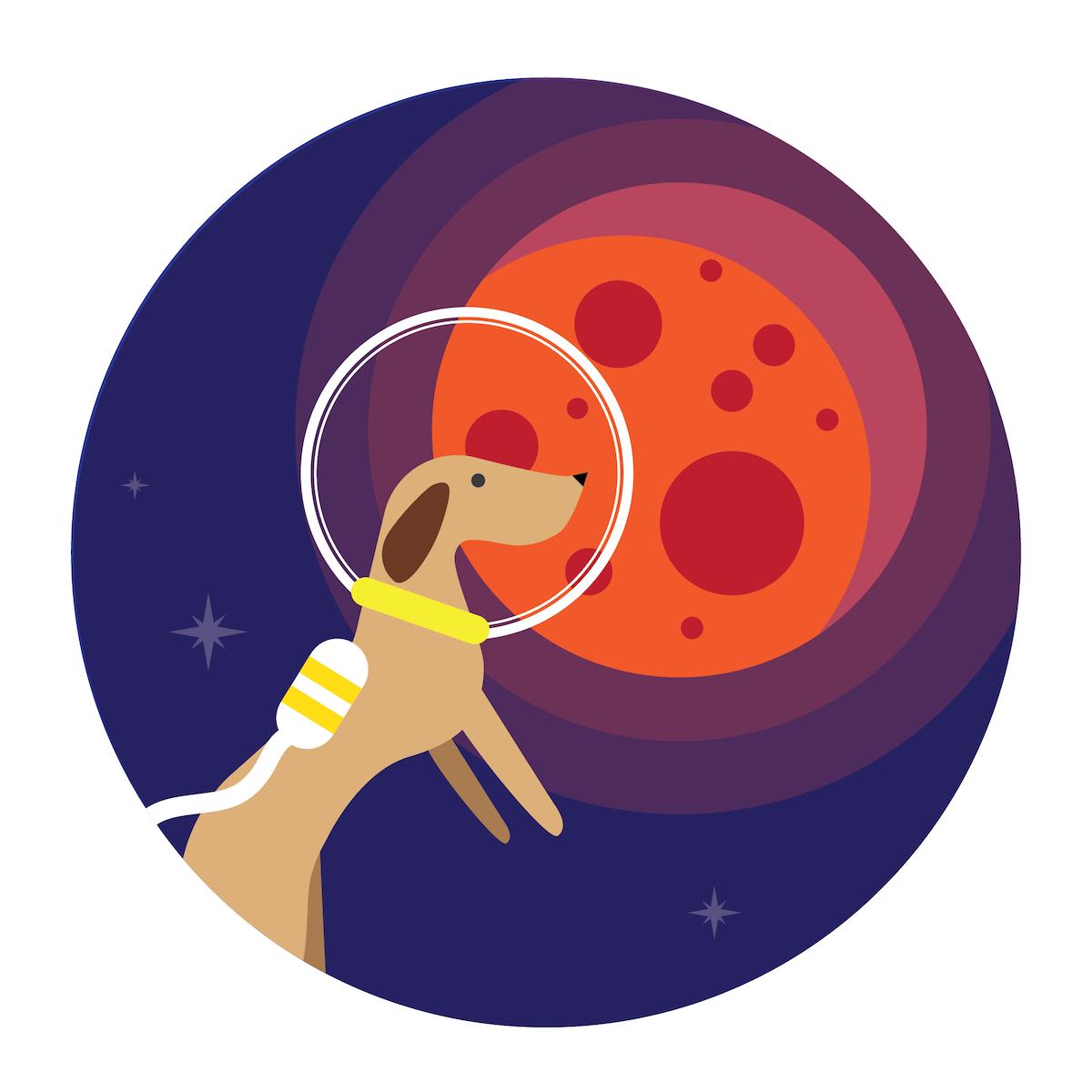 Take a trip to space #2